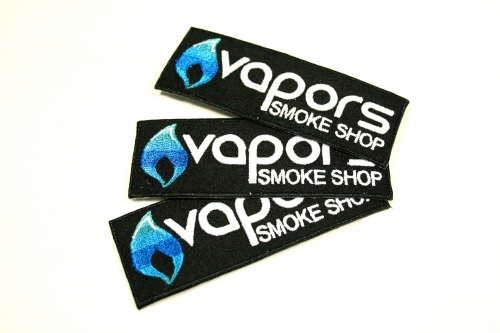 Vapors Smoke Shop Patches